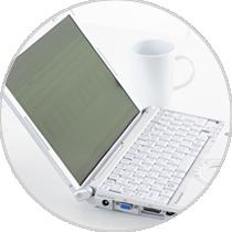 パソコントラブルから 周辺機器・ネットワーク環境・パソコン講習まで幅広く対応!